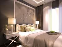 Dream Life Konutları Yatak Odası